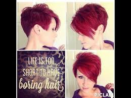 how to style a pixie cut different ways black hair how to style a pixie cut a few different ways youtube