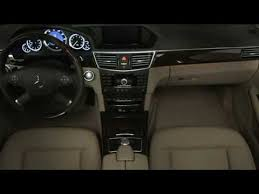 mercedes e class features ambient lighting 2010 mercedes e class features