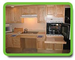 Accessible Kitchens Wheelchair Kitchen Design For The Handicapped - Accessible kitchen cabinets
