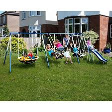Backyard Adventures Reviews The Top 50 Safest Backyard Swing Sets Safety Com