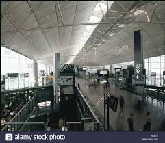 hong kong international airport chek lap kok central concourse