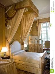 chambre au chateau chambre à coucher dans le château cheverny photo stock image du