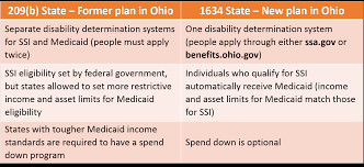 Ohio Power Of Attorney by Council On Aging Of Southwestern Ohio Medicaid Spend Down