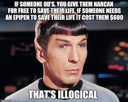 Pen Meme - why the narcan vs epi pen memes need to stop from an allergy mom