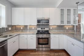 White Formica Kitchen Cabinets White Kitchen Cabinets With Quartz Countertops Tehranway Decoration