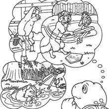 franklin knight costume coloring pages hellokids