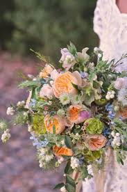Flower Duet - wedding bouquets flowers for brides