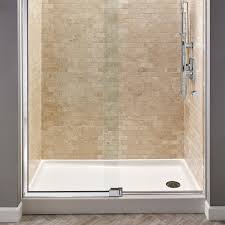 studio 60x32 inch shower base american standard