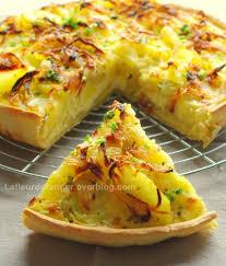 overblog cuisine marocaine tarte aux pommes de terre et au brie cuisine marocaine