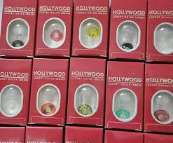hollywood crazy lenses case contact lenses cosplay color