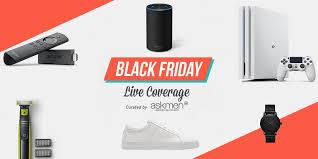 best deals of black friday 2017 updated askmen