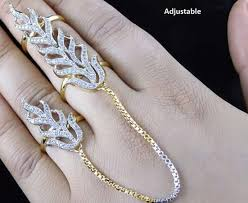 unique fashion rings images Diamond rings unique style and ultimate collection for women jpg