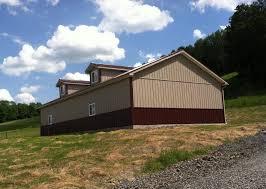 Metal Siding For Barns Metal Roofing Siding And Trims Pole Barn Supplies M U0026m Barn Sales