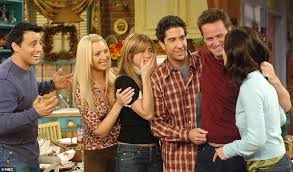 artists sketch floorplan of friends apartments and other famous tv