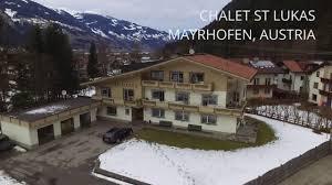 Chalet St Lukas Mayrhofen Austria Youtube