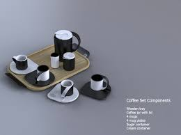 Coffee Set a walk the memory with this memorial coffee set walyou