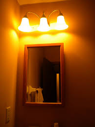 bathroom light attractive bathroom light no outlet box bathroom
