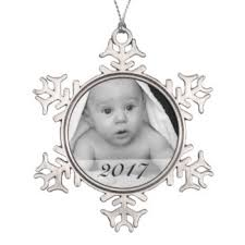 snowflake ornaments keepsake ornaments zazzle