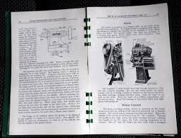running a regal a manual of lathe operations and maintenance of a