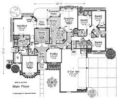 French Cottage Floor Plans 96 Best Floor Plans New Home Images On Pinterest House Floor