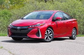red toyota 2017 toyota prius prime plug in review autoguide com news