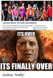 Snooki Meme - jersey shore hit with cancellation the controversial reality tv