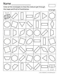 shape recognition worksheet 2nd grade identifying shapes worksheets 2nd grade printable