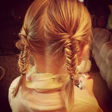 hairstyles back view only back view of braided pigtails for girls styles weekly