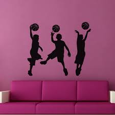 Sports Decals For Kids Rooms by Online Get Cheap Sport Balls Wall Stickers For Kids Rooms