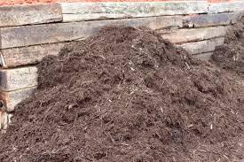 Garden Mulch Types - mulch u0026 rock in the garden u2022 pittsburg kansas