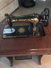 Antique Singer Sewing Machine And Cabinet Antique Singer Sewing Machine Ebay