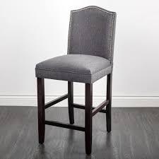 dark oak bar stools furniture grey leather bar stools fabric bar stools white bar