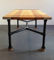 Metal Dining Room Chair by Dining Tables Distressed Dining Table Industrial Dining Tables