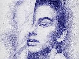 pencil sketch effect in few clicks tutorial youtube digital