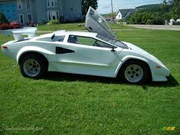 lamborghini kit car for sale 1985 pontiac fiero lamborghini kit car in white 245308 jax