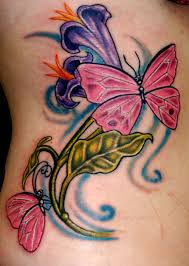 15 simple and latest butterfly tattoo designs with meanings