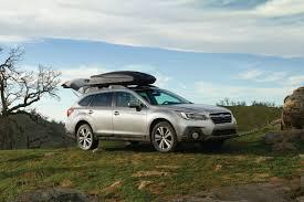 subaru wilderness green 2018 subaru outback gets a mild refresh for the new york auto show