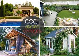 garden cottages and small sheds for your outdoor space gardens