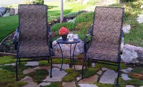 Fabric For Patio Chairs Steve From Utah With Patio Furniture Sling Replacements Using Our