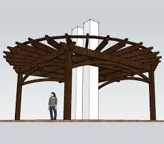 what to expect start to finish diy timber frame pergola kit