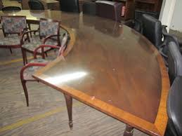 U Shaped Conference Table Used Office Conference Tables Large U Shaped Conference Table At