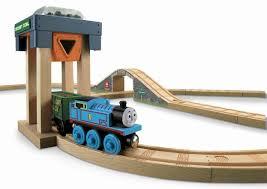 amazon com fisher price thomas the train wooden railway coal