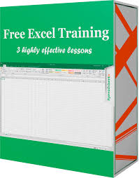 Excel Spreadsheets For Dummies Free Free Online Excel Training 3 Part Course For Excel 2016