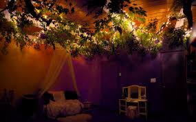 childrens bedroom fairy lights he built a tree in his daughter u0027s bedroom u2026and it is the most