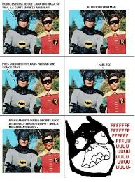 Memes De Batman Y Robin - cu磧nto cabr祿n batman y robin