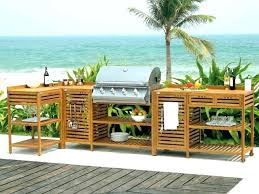 meuble cuisine d été cuisine d actac pas cher juste meuble cuisine d ete idées