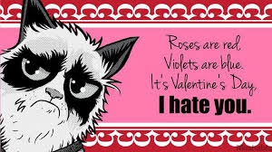 grumpy cat valentines 18 grumpy cat valentines for your crabby companion