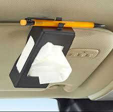 Tissue Holder Car Visor Tissue Holder And Tissue Pack Dispenser Car Visor Accessory