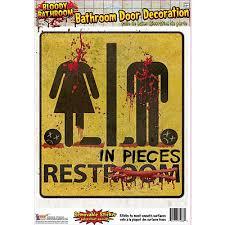 Halloween Bathroom Decor Boos In The Loo Bathroom Halloween Decor Haunt Jaunts Halloween