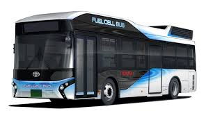 toyota mobile home toyota u0027s hydrogen buses can work as emergency generators
